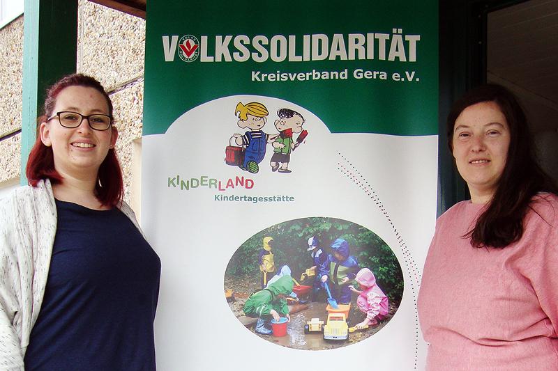 """Volkssolidarität Kindergarten """"Kinderland"""" Gera"""