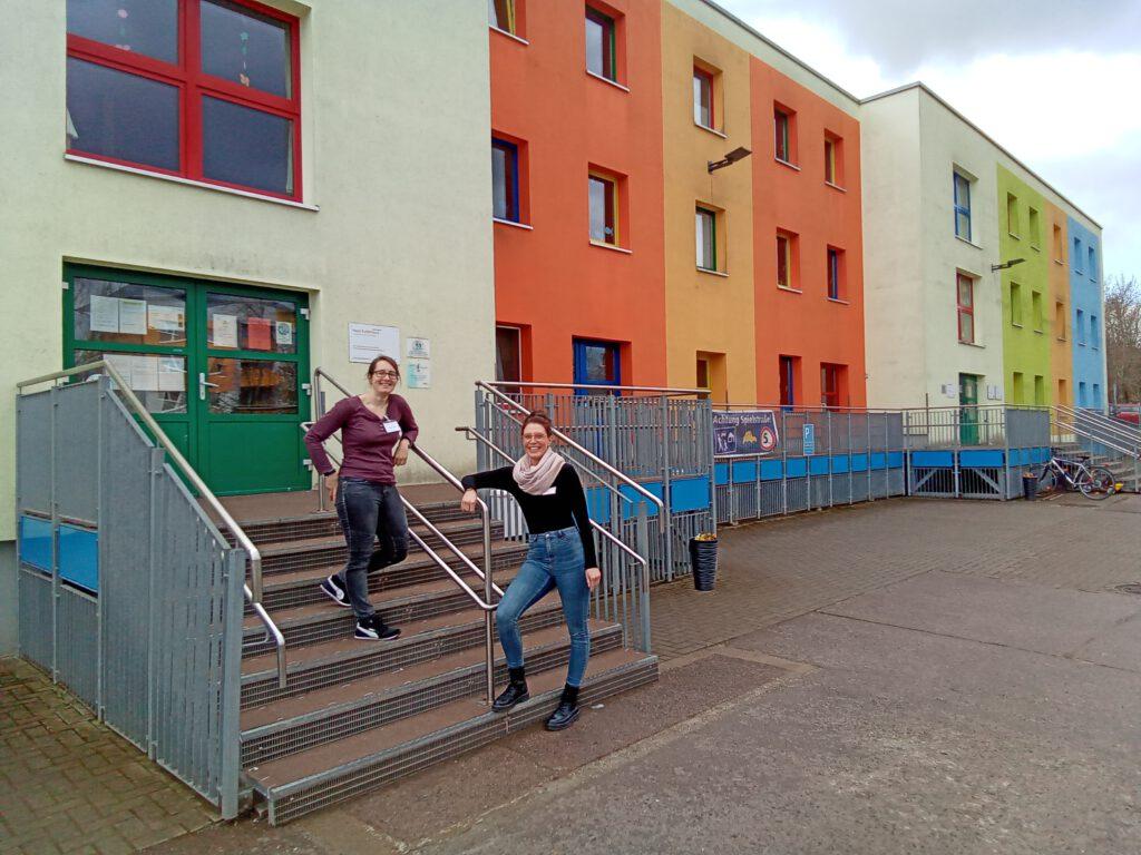 """JugendSozialwerk Nordhausen Kindergarten """"Haus Kunterbunt"""""""