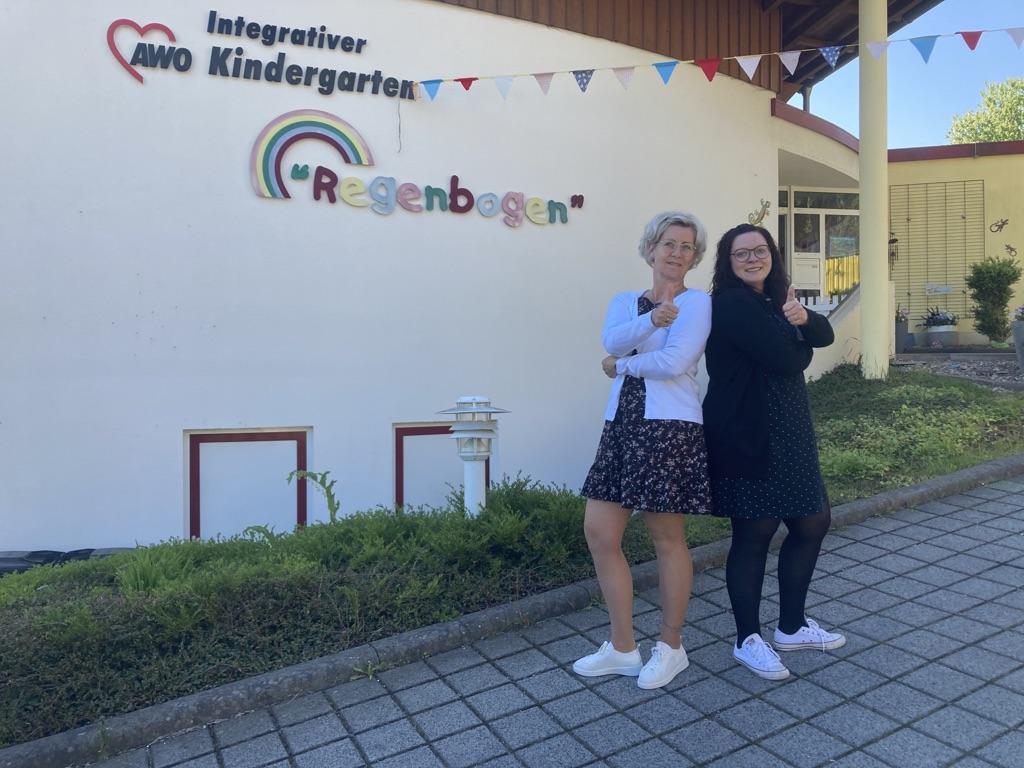 "Integrativer AWO Kindergarten ""Regenbogen"" in Effelder"