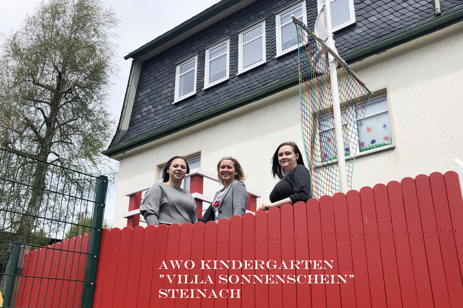 """AWO Kindergarten """"Villa Sonnenschein"""" Steinach"""